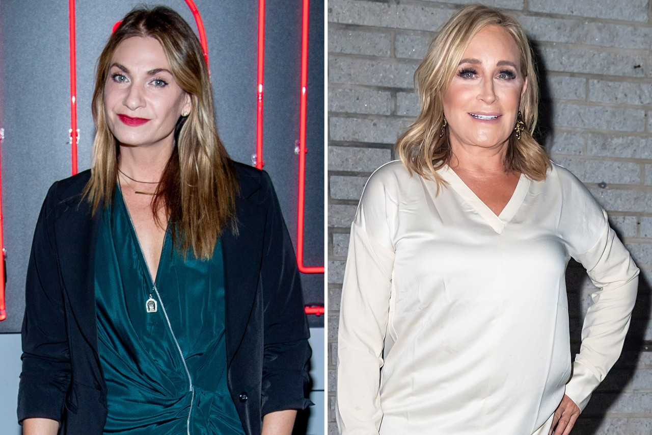 Real Housewives of New York City star, Heather Thomson claims co-star Sonja Morgan allows men ?put lit cigarettes in her v*gina?