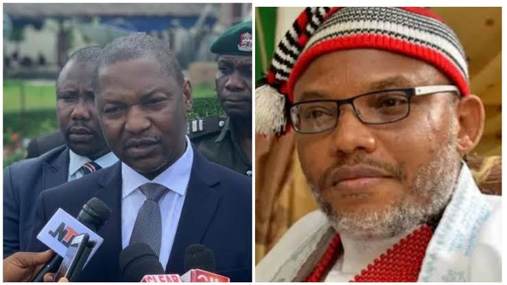 FG blames IPOB for Lagos #EndSARS attacks, looting of Oba?s palace and other crimes