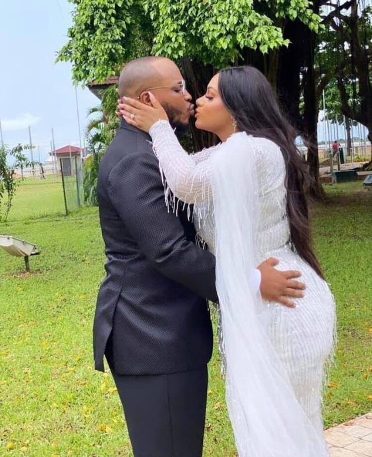 Davido?s cousin and rapper, Sina Rambo holds court wedding (video/photos)