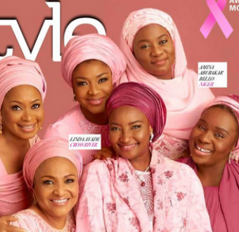 Six First Ladies cover Thisday Style magazine...(photo)
